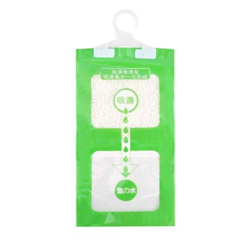 Lorenlli Kleiderschrank Hängende Feuchtigkeitstaschen Küche Badezimmer Kleiderschrank Luftentfeuchter Taschen Trocknungsmittel Hygroskopische Anti-Schimmel-Trockenmittel-Tasche
