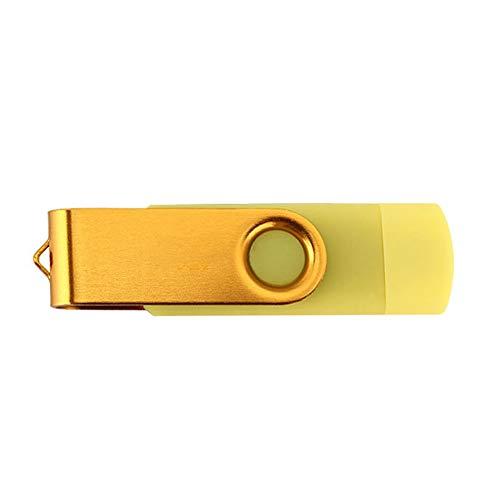 Daliuing Clé USB en U Disque 2 Go /4 Go /6Go / 8 Go/ 16 Go / 32 Go / 64 Go/Creative PVC USB Clé USB Clé USB Stockage Flash Thumb U Disk-4GB 7x1.9x0.1CM