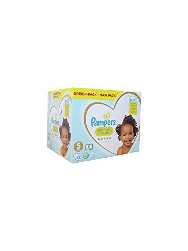 Pampers 81686979 Premium Protection windeln, weiß