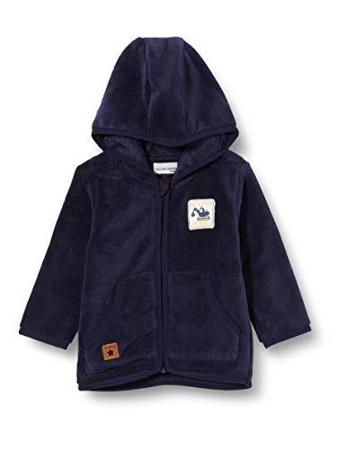 Salt & Pepper Baby-Jungen 05218109 Strickjacke, Navy, 92