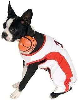 Rubie's Basketball Player Dog Costume, Large 18-20