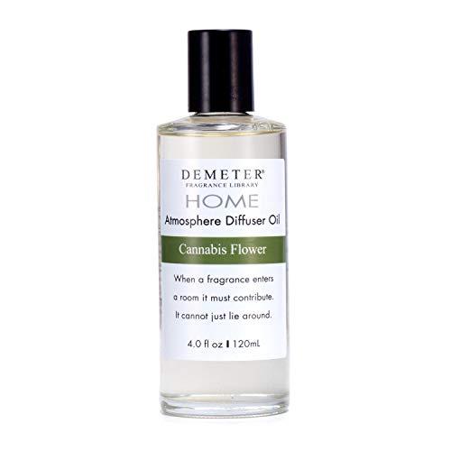 DEMETER by Demeter CANNABIS FLOWER ATMOSPHERE DIFFUSER OIL 4 OZ by Demeter