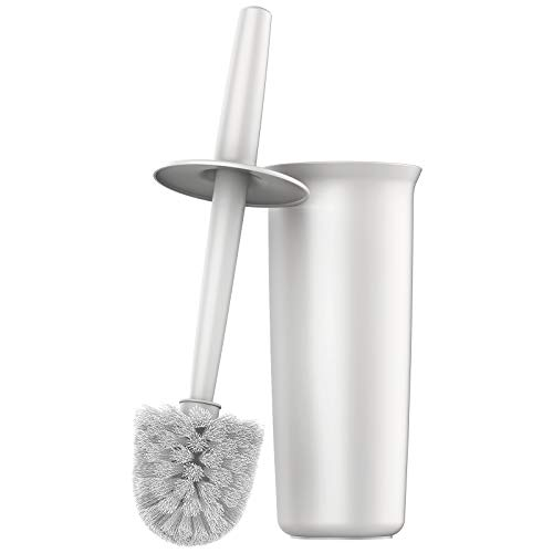 MR.SIGA Scopino e Supporto per Water - Bianco