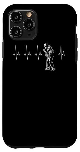 iPhone 11 Pro Cool Saxophone Players Gift | Cute Music Lovers Men Women Case