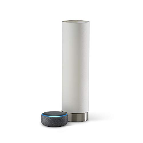 Adesso Smart Home LED Table Lantern and Echo Dot 3