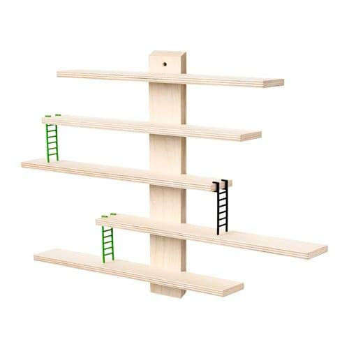 IKEA Wandregal LUSTIGT, 37 x 37cm