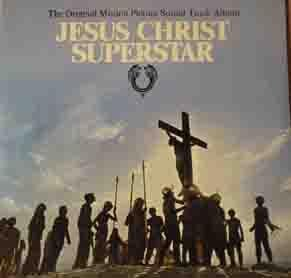 Antiguo Vinilo - Old Vinyl : JESUS CHRIST SUPERSTAR.The Original Motion Picture...
