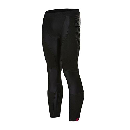Speedo Fit HydroRaise Legskin, Pantaloni a Compressione Uomo, Nero (Black), 34 (IT 44)