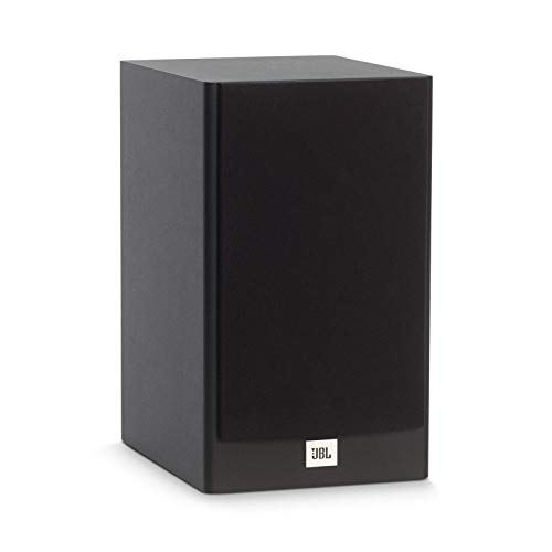 JBL Stage 130 2-Way Dual 5.25' Woofers 1' Alluminum Tweeter Bookshelf Speaker