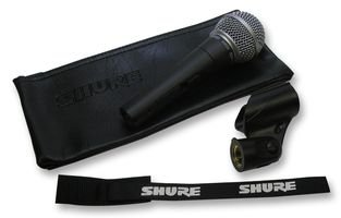 SHURE SM58 microfoon met Switch SM58S by SHURE