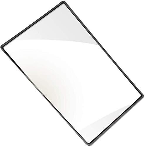 JJDSN Lupa, Herramienta de Hobby Lupas de Aumento 3X A5 Página de Libro Plana Hoja de Lupa Lupa Conveniente PVC para Lentes de Vidrio de Lectura (Tamaño: 1ps)