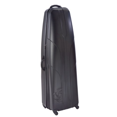 Samsonite Golf Hard-Sided Travel Cover Case, Black, 54-inch