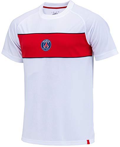Paris Saint-Germain Trikot PSG, offizielle Kollektion, Herrengröße XX-Large weiß