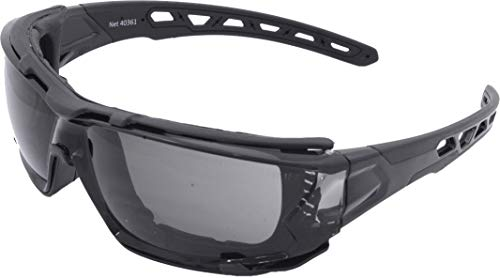 Swiss Eye Gafas de Sol Net Frame Negro/Negro Lens Fumar