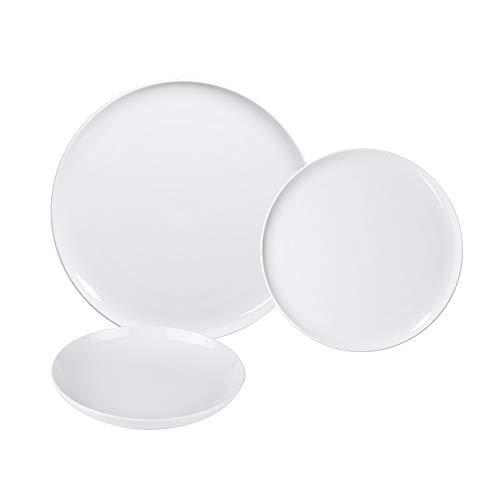 Table Passion - service d'assiettes selena 18 pièces