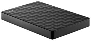 Seagate 1 TB Expansion USB 3.0 Portable 2.5 Inch External Hard Drive for PC, Xbox One and PlayStation 4 (STEA1000400)