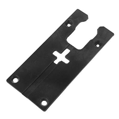 Rongzou Tool - Weichplastik Stichsäge Grundplatte für Makita 4304 4304T Gebraucht mit Aluminium Grundplatte