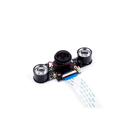 Printer Accessories Model B+ IR-Cut 175 Degree Camera Focal Adjustable Night Vision Automatic Switch Mode Camera for Raspberry Pi 3/2 3D Printer Parts