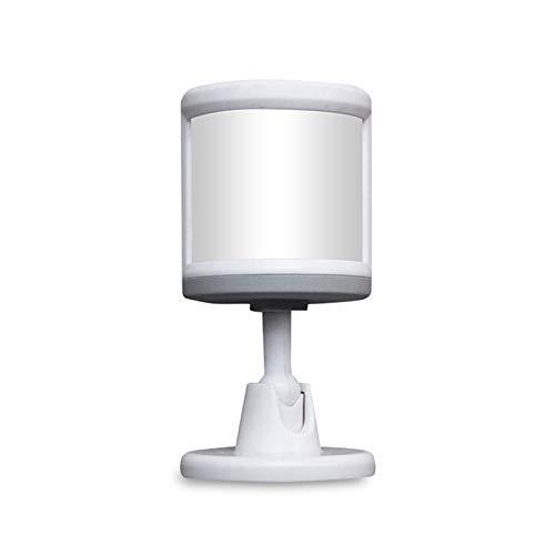 DIKAM Smart PIR Sensor de Movimiento - ZigBee Sensor PIR inalámbrico Alarma de Seguridad para el hogar Trabaja con el Control de la aplicación Tuya para detectar el Movimiento del Cuerpo Humano