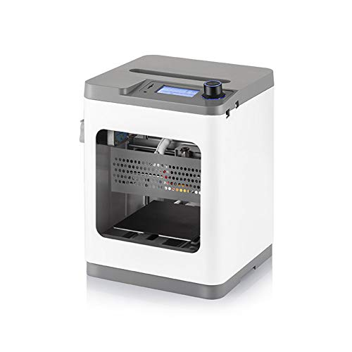 3D Printer,3 Rolls of Consumables/Home Leveling/High-Precision Stereo/Children's DIY Toys/Small Entry Level/Novice