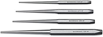 GEARWRENCH 4-Piece Long Taper Punch Set