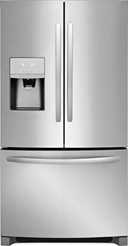 Frigidaire FFHB2750TS 36 Inch French Door Refrigerator with 26.8 cu. ft. Total Capacity, in...
