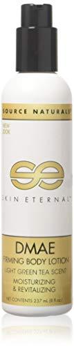 SOURCE NATURALS Skin Eternal Dmae Firming Body Lotion, 8 Fluid Ounce