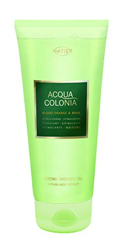 4711 Acqua Colonia Blood Orange & Basil Duschgel, 200 ml