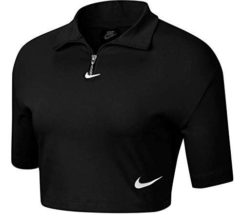 Nike Sportswear Swoosh, Mixte, Black Or Grey, L-S