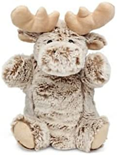 Super Soft Plush Hand Puppet - Moose