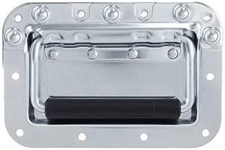 Penn Elcom Recessed Handle Zinc Rivet Protected Double Sprung for Flight Case, Equipment Case, H7151Z