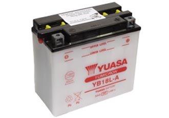 BATTERIA YUASA (YB18L-A) MOTO-GUZZI NEVADA CLUB 750 2000-2002