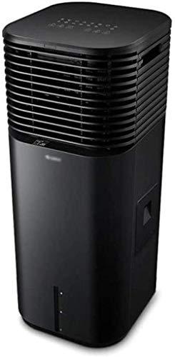 JSL Aire Acondicionado Ecología Control Remoto Inteligente Negro Refrigerador De Aire Acondicionado Ventilador De Ahorro De Energía