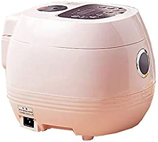 SHAAO 1.2L Household And Dorm Electric Rice Cooker Smart Automatic Breakfast Machine Soup Pot Heat Preservation 24H Appoin...