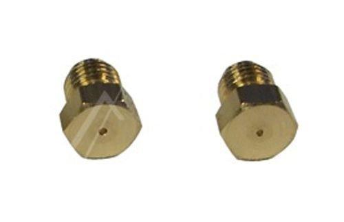 sachet injecteurs gaz butane propane pour table de cuisson SCHOLTES - C00121265