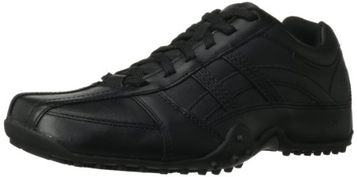 Skechers for Work Men's Rockland Systemic Lace-Up,...
