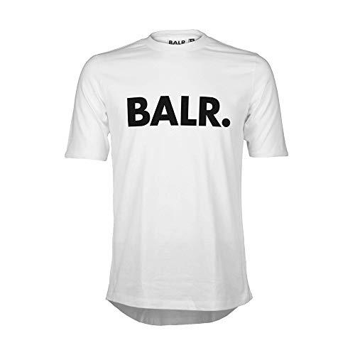BALR Merk Shirt Wit