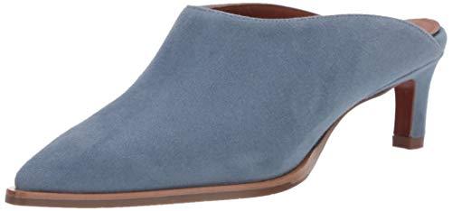 Aquatalia Women's Mule, Dusty Blue