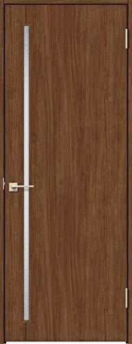 ラシッサS 標準ドア ASTH-LGC 錠付き 0720 W:780mm × H:2,023mm 吊元:右吊元 本体色/枠色:クリエモカ(MM) 枠種類:ノンケーシング171(壁厚:131-145) 沓摺:なし 把手:サークルB 鍵種類:丸型シリンダー錠