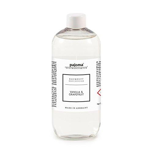 Raumduft Nachfüllflasche Vanilla & Grapefruit, 1er Pack (1 x 500 ml) von pajoma
