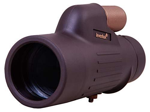 Monocular Levenhuk Premium Vegas ED 8x42 con Vidrio de Dispersión Muy Baja y Distancia Mínima de Enfoque de 2m