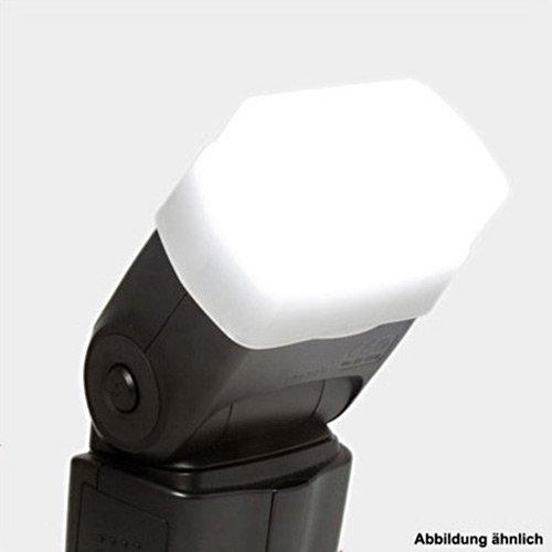 Delamax Profi Diffusor für Canon Speedlite 430EX und 430EX II - Flash Bounce Softbox