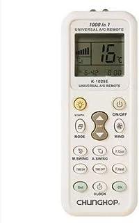 comprar comparacion CHUNGHOP K-1028a / acondicionado universal del LCD del mando a distancia para Aire Acondicionado