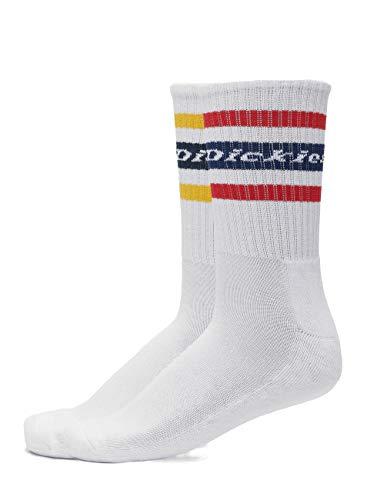 Dickies Herren Socken Genola 2-Pack weiß 43-46
