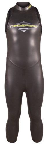 Neo Sport Podium Sleeveless Triathlon Wetsuit, L - Triathalon, Swimming & Racing