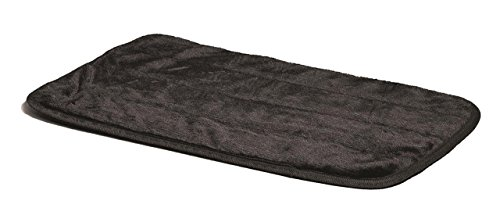 Midwest Deluxe Pet Black Mat 22u0022