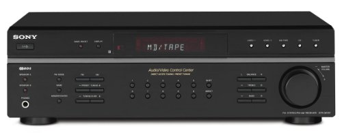 Sony STR-DE197 AV-Receiver schwarz