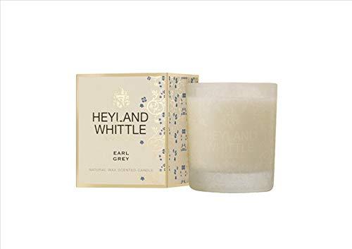 Heyland & Whittle London Earl Grey Kerze im Glas, 230 g