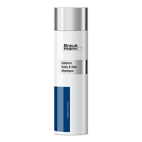 Hildegard Braukmann Balance Body & Hair Shampoo, 250 ml