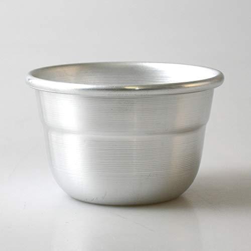 Pentole Agnelli COAL30LE07 Family Cooking Rame e Pasticceria Budino Alluminio, Spessore 0.6 cm, Senza Tubo, 7 cm